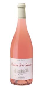 """VALLEE du RHONE - IGP du GARD Rosé Cuvée """"Réserve de la SAURINE """""""