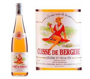 CUVEE CUISSE DE BERGERE