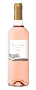 VIN DE PROVENCE IGP Méditerranée Rosé Cuvée Baie Dorée